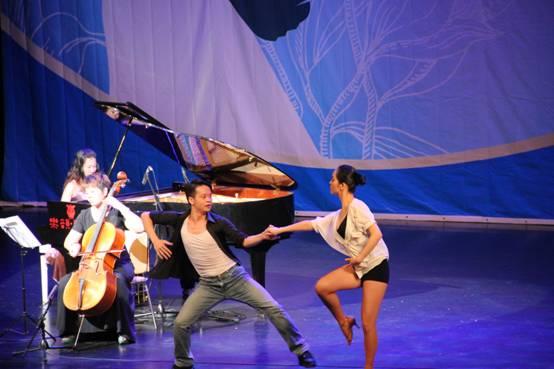 钢琴与大提琴合奏